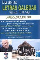 Día das Letras Galegas 2019, en León