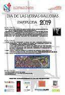 Día das Letras Galegas 2019, no Lar Galego de Pamplona