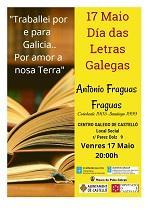 Día das Letras Galegas 2019, no Centro Galego de Castelló
