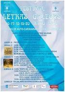 Festival das Letras Galegas 2019, en Vitoria
