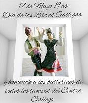 Día das Letras Galegas 2019, en Mar del Plata