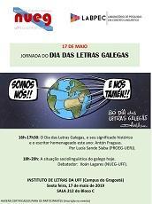 Día das Letras Galegas 2019, na Universidade Federal Fluminense