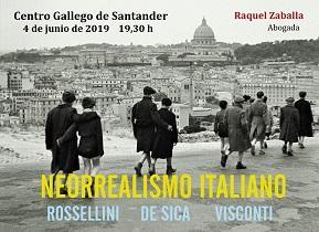 Ciclo de conferencias-coloquio sobre cine, en el Centro Gallego de Santander