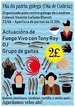 Día de Galicia en Londres 2019