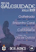 Mes da galeguidade en Buenos Aires 2019
