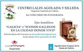 1º Concurso de fotografía do Centro Lalín, Agolada e Silleda de Bos Aires