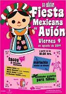 XV Festa Mexicana de Avión - 2019