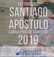 Santiago Apóstol 2019, en Caballeros de Santiago de Salvador de Bahía