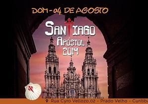 Festa do Santiago Apóstolo 2019, en Curitiba