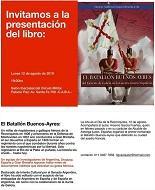 """Presentación do libro """"El Batallón Buenos Ayres del Ejército de Galicia en la Guerra contra Napoleón"""", en Bos Aires"""