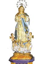 Banquete 2019 en honor de la Virgen de la Rocha, en Buenos Aires
