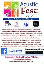 Acustic Fest 2019, en Cidade de México
