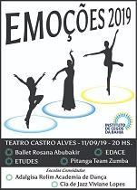 """Espectáculo de Danza """"Emoções 2019"""", en Baía, coa actuación da EDACE"""