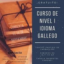 Curso de galego 2019 do Centro Partido de Carballiño en Bos Aires
