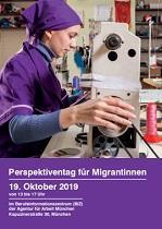 Xornada informativa para mulleres migrantes - Perspektiventag für Migrantinnen, en Múnic