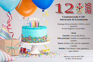 120º aniversario del Centro Gallego de Avellaneda