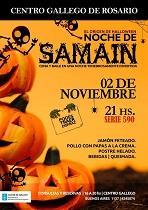 Samaín 2019, no Centro Galego de Rosario