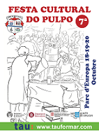 Festa cultural do Polbo 2019 do Centro Cultural 'Airiños da Nosa Galicia' de Santa Coloma de Gramenet