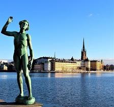 Curso de introdución ao galego 2019-2020, en Estocolmo