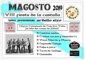 Magosto 2019 en Ibiza