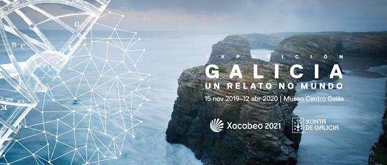 """Exposición """"Galicia, un relato en el mundo"""""""