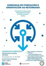 Jornadas de formación y orientación al retorno, en Santiago de Compostela