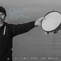 Masterclass de canto e instrumentos tradicionales de percusión y concierto-demostración de Xabier Díaz, en el Val Miñor de Montevideo