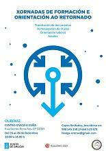 Xornadas de formación e orientación ao retorno, en Ourense