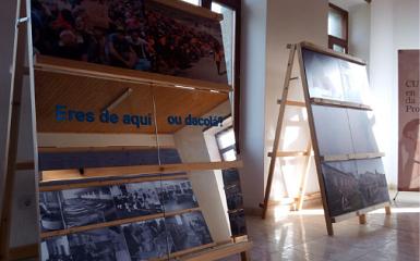 Exposición 'Culturas en Diálogo. Lugo-Arxentina', en Alfoz
