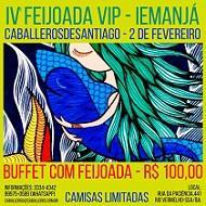 Feijoada & Iemanjá 2020, en Salvador de Baía