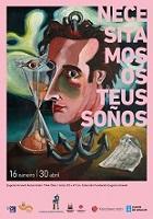 """Exposición """"Necesitamos os teus soños"""", na Fundación Eugenio Granell"""