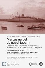 IVº Ciclo de cine galego en Bos Aires