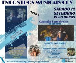 Encontros Musicais CGV, en Valencia