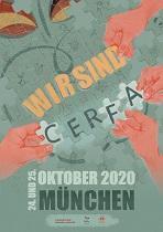 Simposio 2020 – Wir sind CERFA, en Múnic