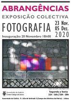 Exposición de fotografía 'Abrangências', no Centro Galego de Lisboa