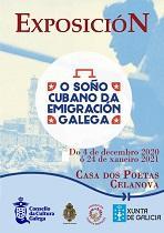 """Exposición """"O soño cubano da emigración galega"""", en Celanova"""