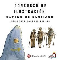 """Iº Concurso de ilustracións """"Camino de Santiago - Xacobeo 2021-2022"""""""