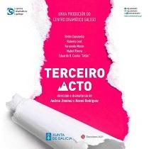 """Representación de """"Terceiro acto"""", emitida en streaming"""