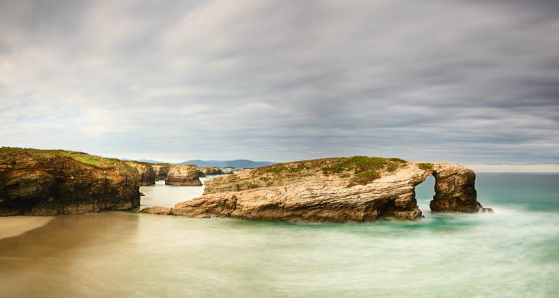Mostra de paisaxes galegos 'Cen lugares para volver a mirada'