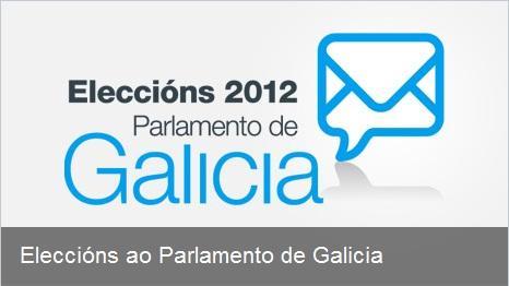 Eleccións ao Parlamento de Galicia 2012