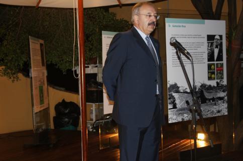 Ramón Villares, presidente do Consello da Cultura Galega. Foto: CCG.