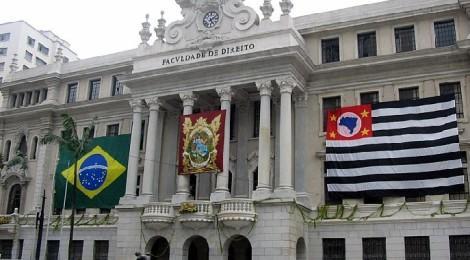 Na imaxe, o edificio da Facultade de Dereito da Universidade de São Paulo (USP)