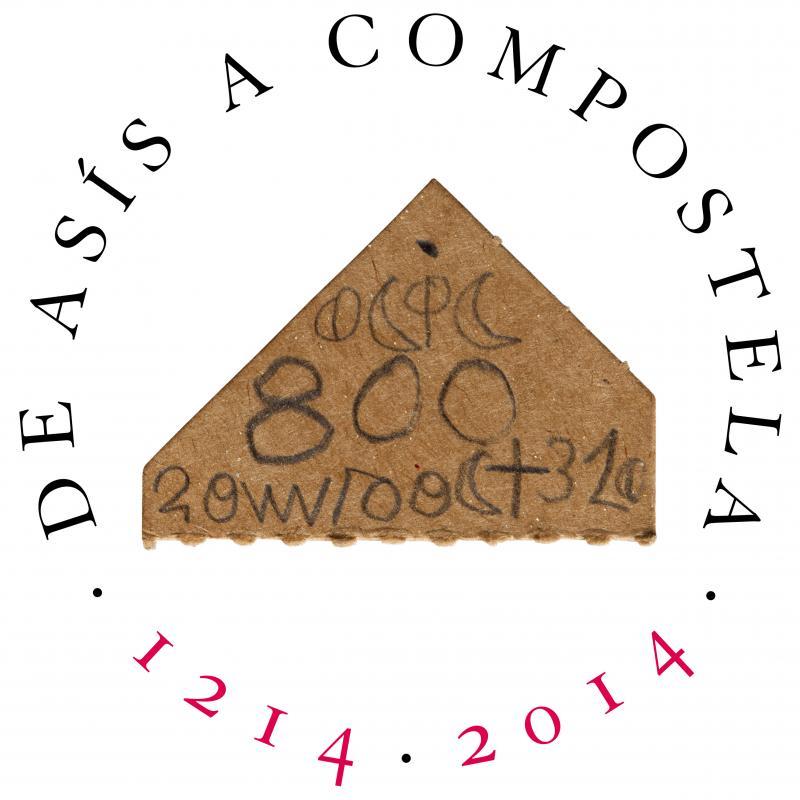 En 2014 conmemórase o oitavo centenario da peregrinación de San Francisco a Compostela