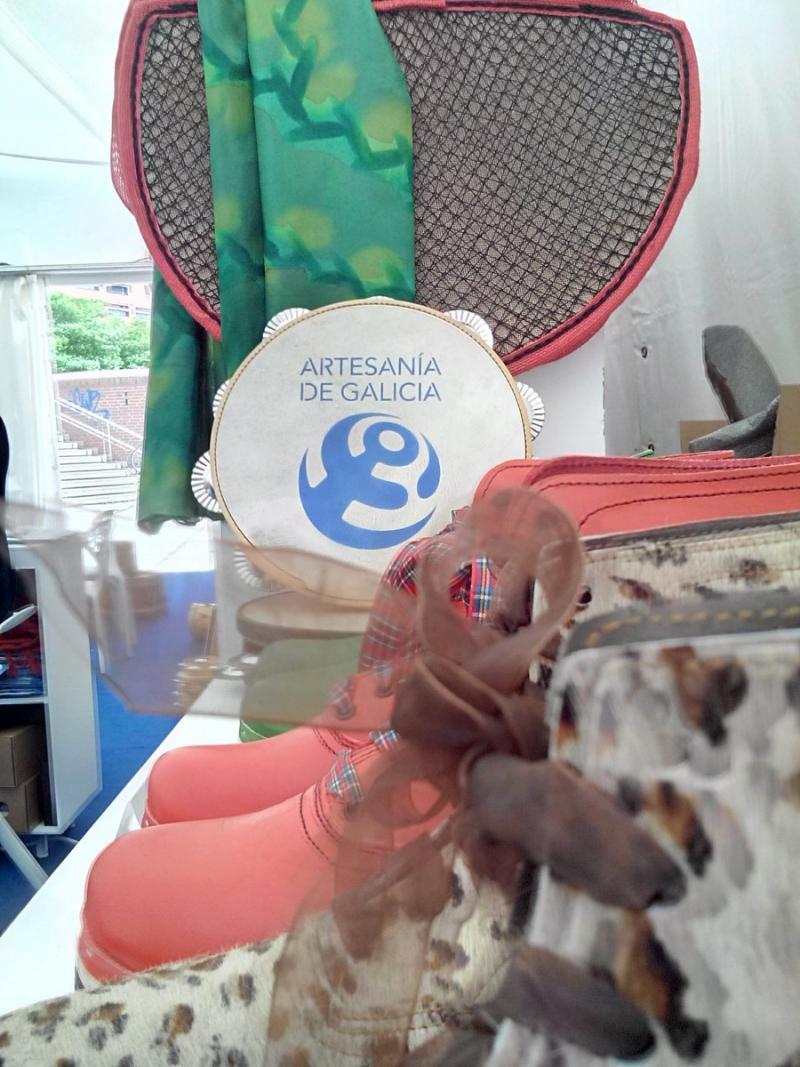 A Consellería de Economía e Industria, a través da Fundación Centro Galego da Artesanía e do Deseño, promove a internacionalización do sector coa participación no Porto de Hamburgo en 'Galicia, Pórtico Universal', iniciativa da Secretaría Xeral da Emigración