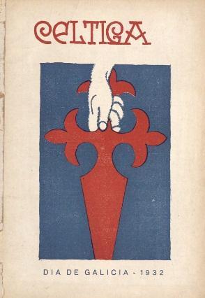 Imagen de la portada del último número de 'Céltiga', publicado el 25 de julio de 1932