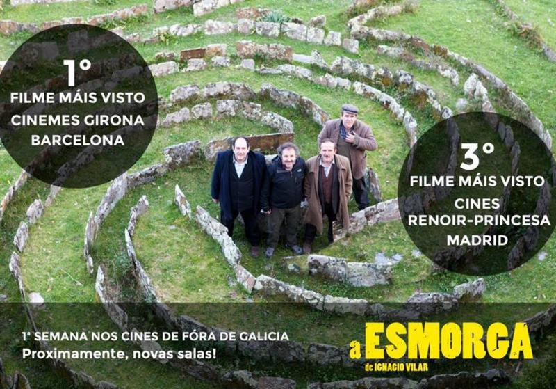 O filme xunta literatura e cine en galego