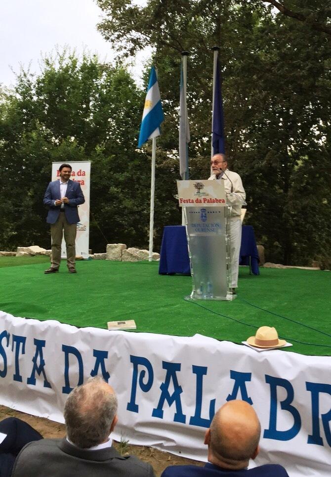 VI Festa da Palabra da Insua dos Poetas adicada nesta edición a Francisco Luís Bernárdez