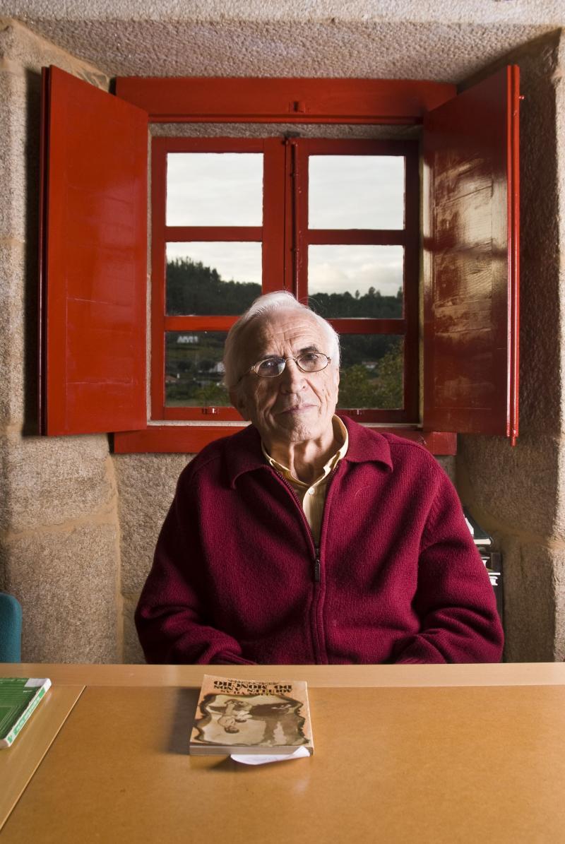 Xosé Neira Vilas. Foto: Héctor Santos-Díez