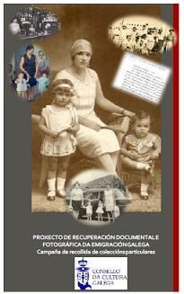 O proxecto trata de reconstruír e conservar a memoria colectiva da identidade galega espallada máis alá das nosas fronteiras