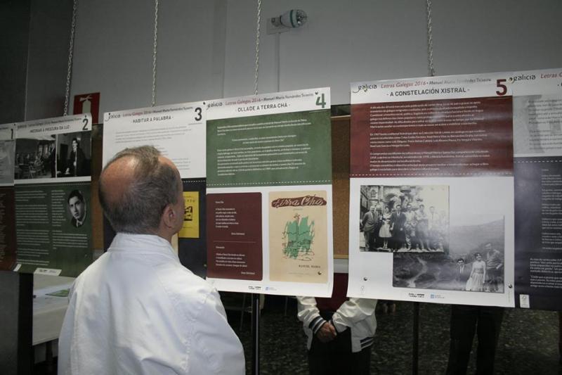 Manuel María e Xoel Ferral foron os homenaxeados